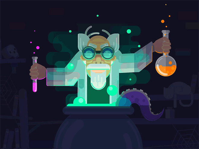 Mad Alchemist by Jona Dingles