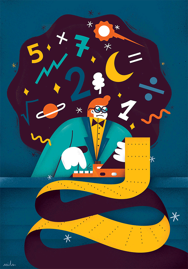 The Accountant by Fonzy Nils