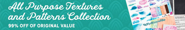 An Enormous Bundle of Best-Selling Textures & Patterns, 99% Off Original Value