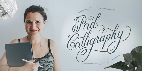 iPad Calligraphy