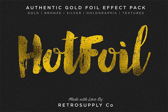 Hot Foil - Foil Stamping Machine