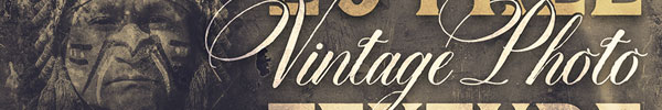 20 Free Vintage Photo Texture Overlays From 1800s Photography