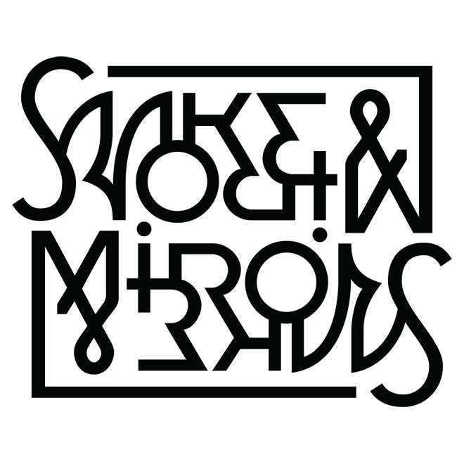 Smoke & Mirrors by John Langdon