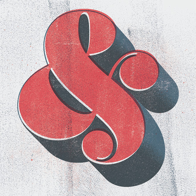 Worthe Ampersand by Ryan Slater