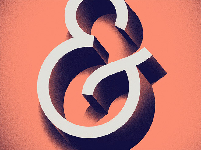 Ampersand by Studio Warburton