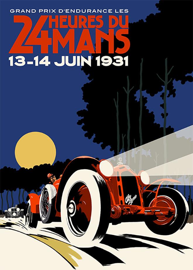 Alfa Romeo Le Mans by Bill Philpot