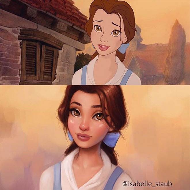 Belle by Isabelle Staub