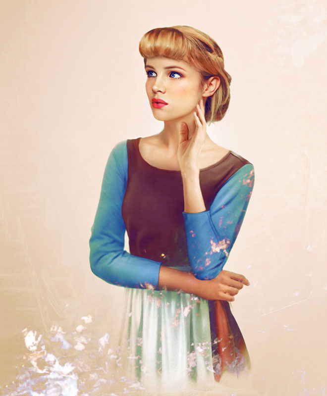 Cinderella by Jirka Vaatainen