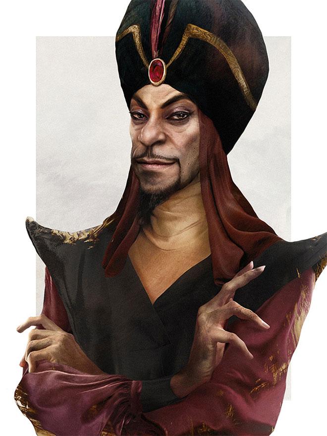 Jafar by Aladdin by Jirka Vaatainen
