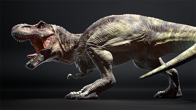 T.Rex by Antoine Verney-Carron