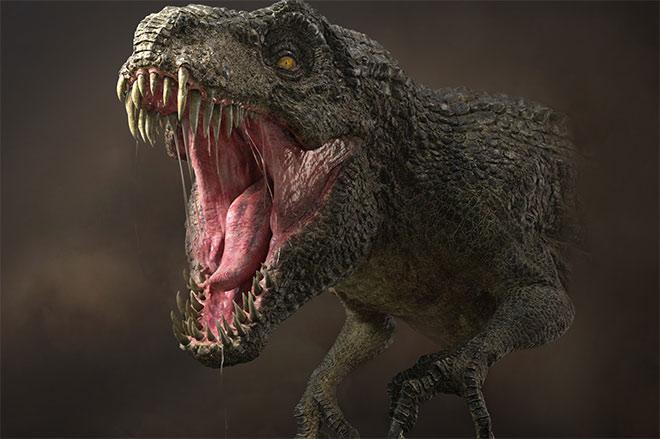 Dinosaur by Keita Okada
