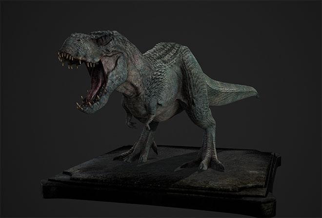 V-Rex by Yosuke Ishikawa