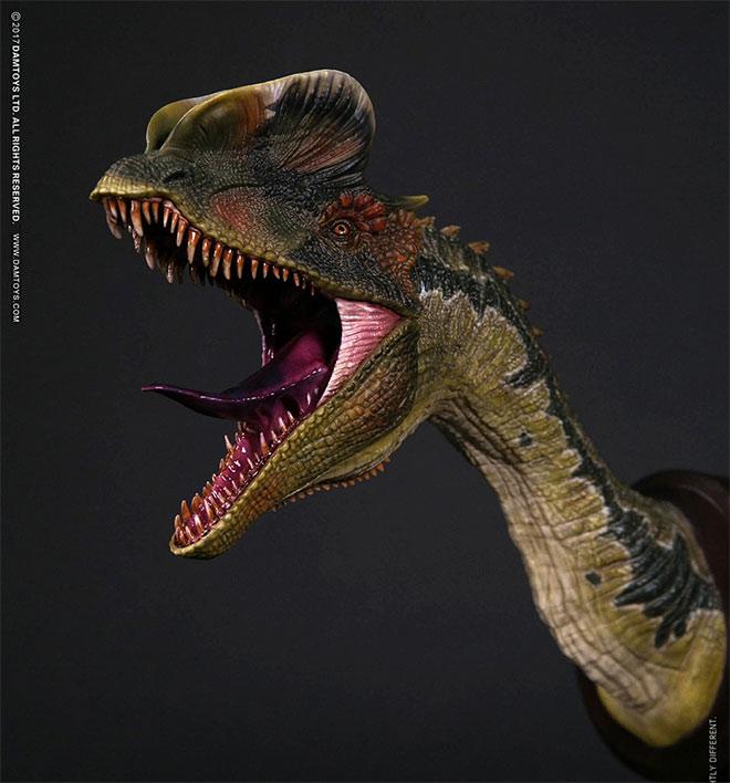 Dinosaur by Rocky Meng