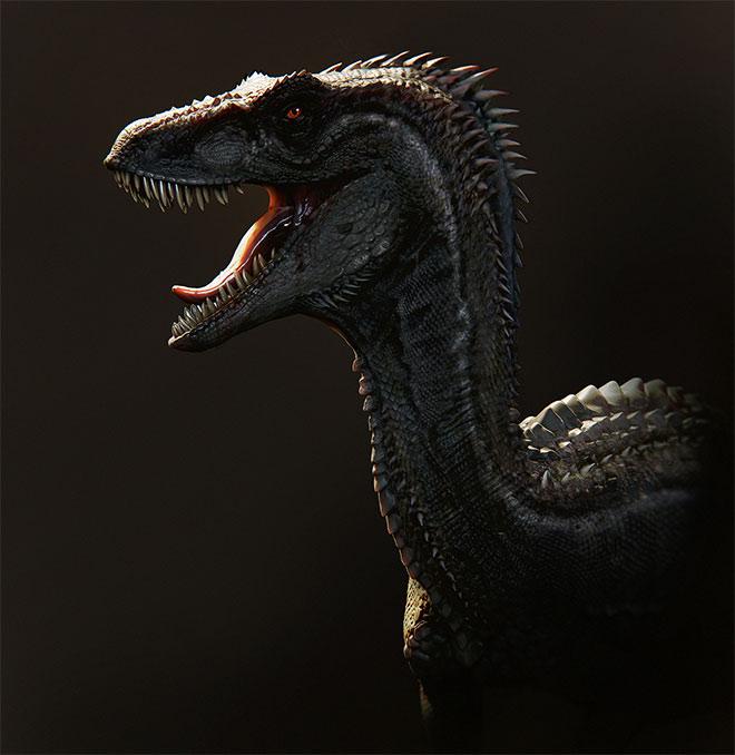 Raptor by Soufiane Idrassi