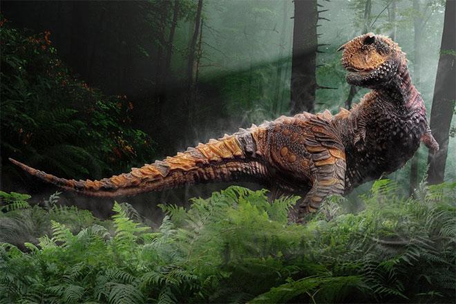 Dinosaur by Damir G. Martin