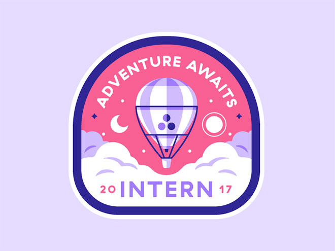Intern Patch by Nick Slater