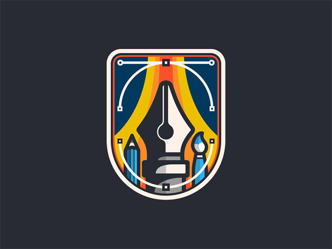 Illustrator Patch by Martin David