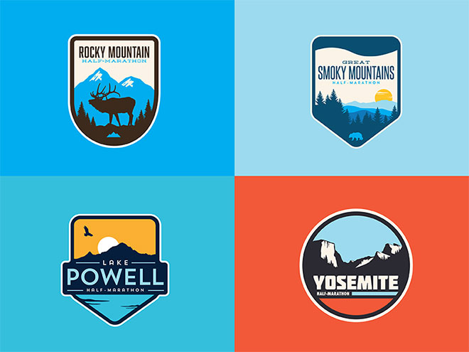 Natl. Park Patch by Josh Warren