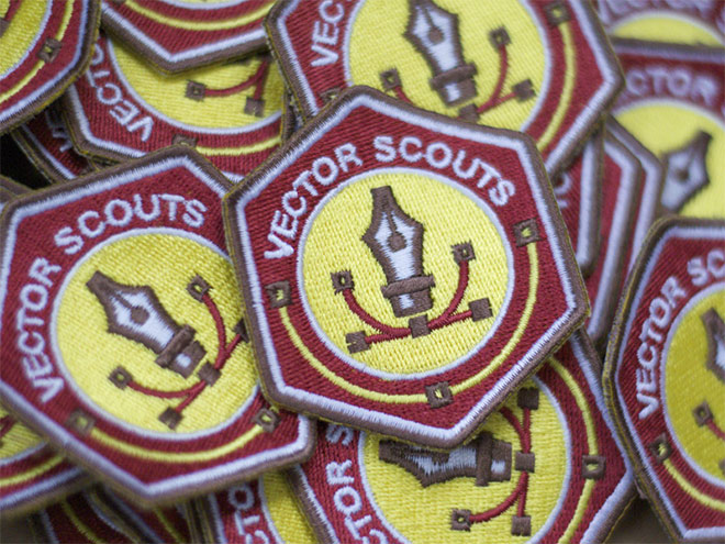 Vector Scouts Patch by Ryan Putnam