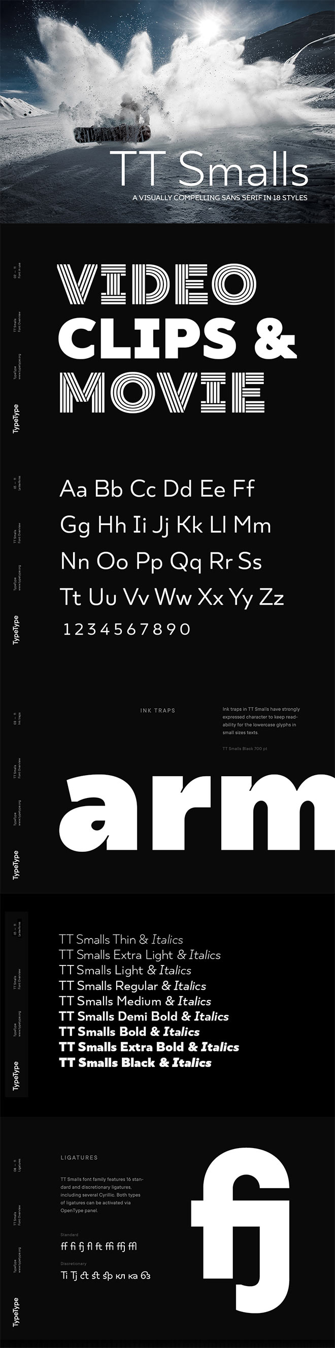 Eurostile, Clarendon and Other Essential Fonts for 99% Off