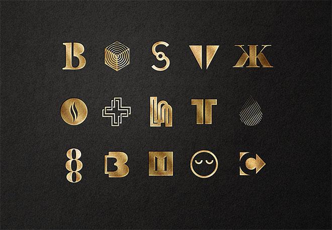 Symbols & Marks by Antonio Calvino