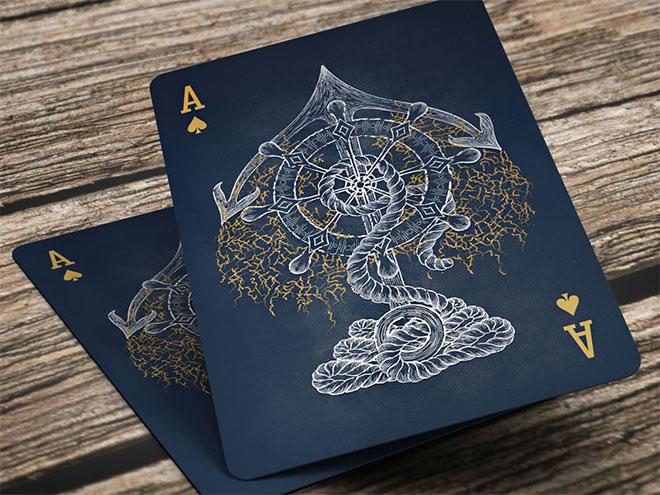 Ace Of Spades by Valentina Badeanu