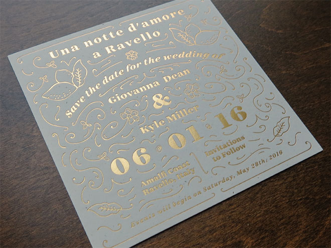 Save The Date by Kyle Anthony Miller
