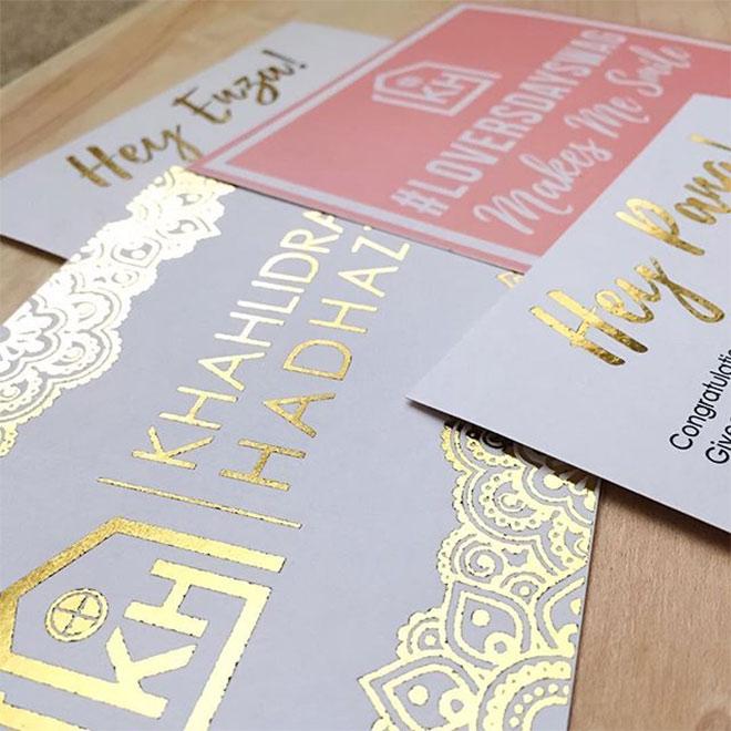 Swag Boxes by Khahlidra Hadhazy