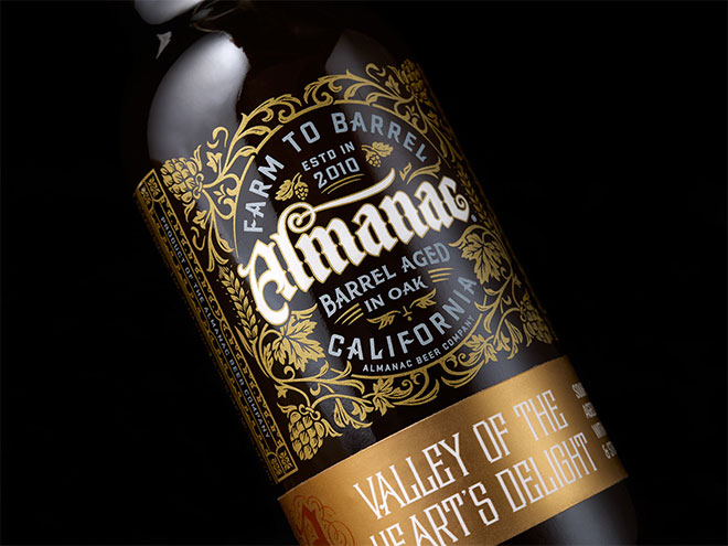 Almanac Beer Co. by Chad Michael Studio