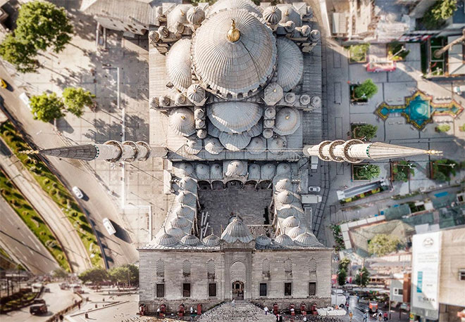 Amazing Inception Style Drone Photos by Aydin Buyuktas (and how to make them!)