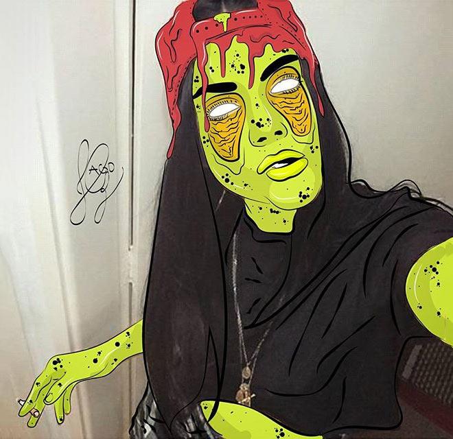 Grime Art by Iagocz