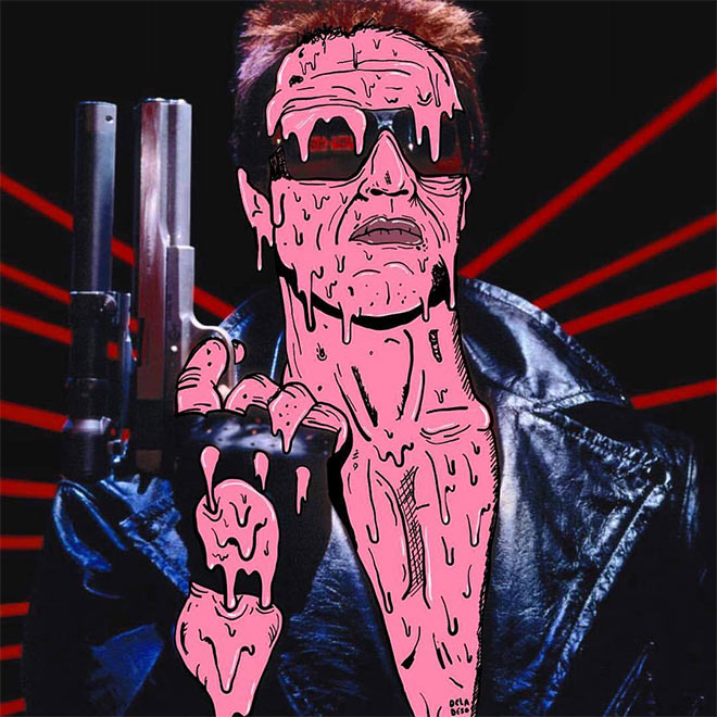 Terminator by DelaDeso