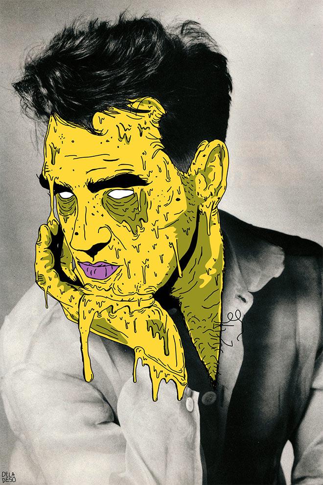 Morrissey bu DelaDeso