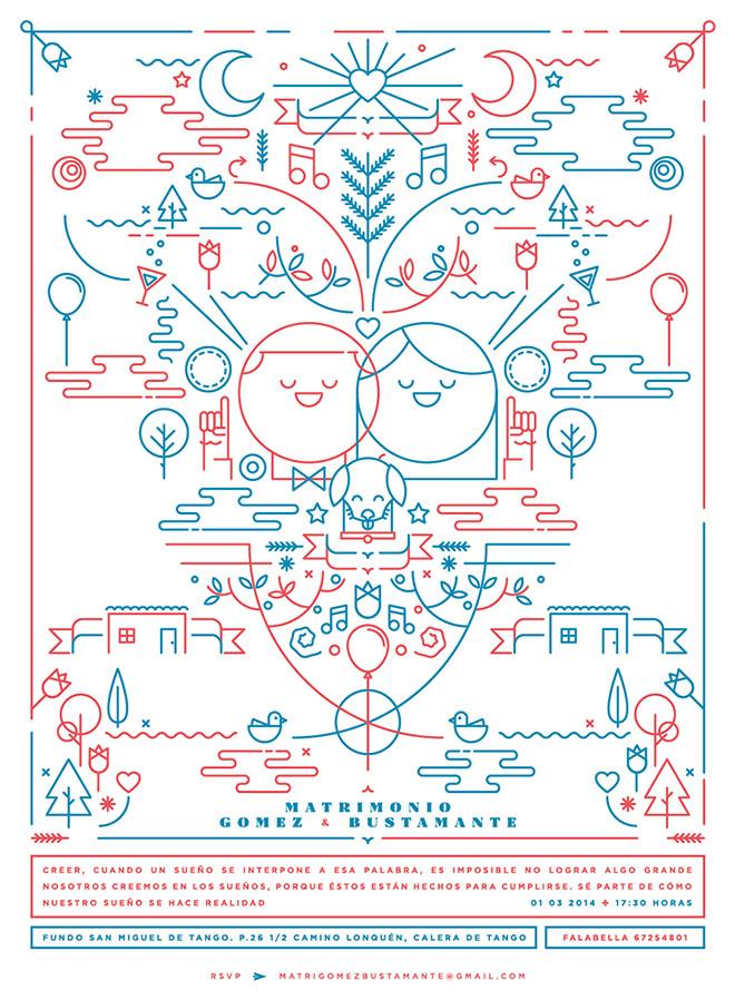 Gente Que Se Casa by Daniel Gonzalez