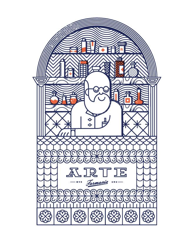 Farmacia Arte by Mundial Estudio
