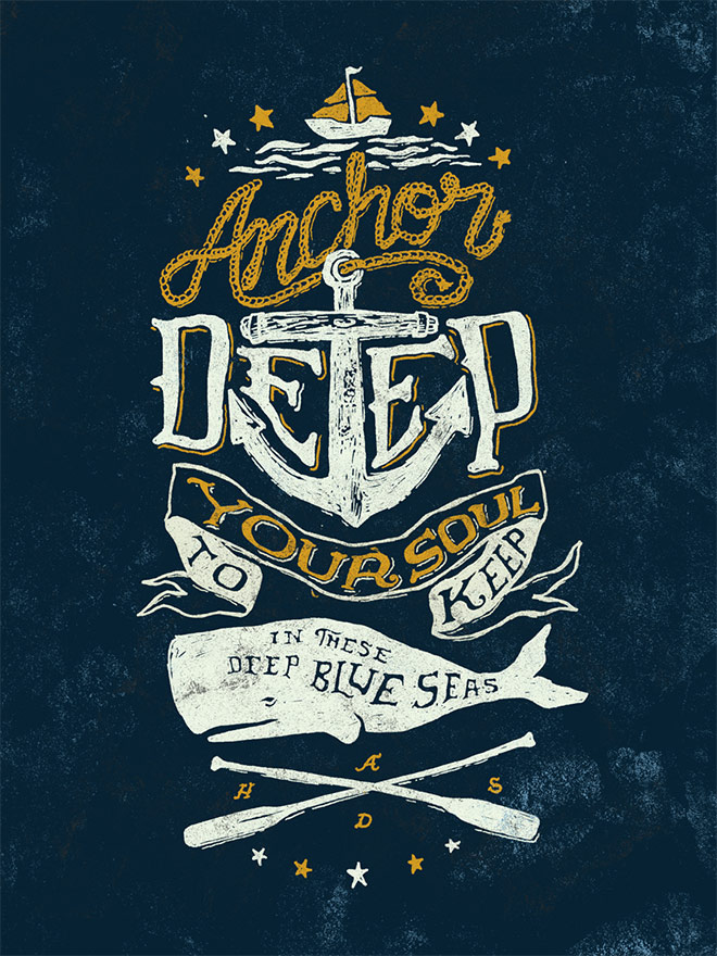 Anchor Deep by Yondr Studio