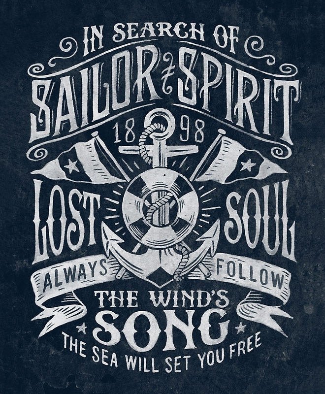 Sailor Spirit by Michael Hinkle
