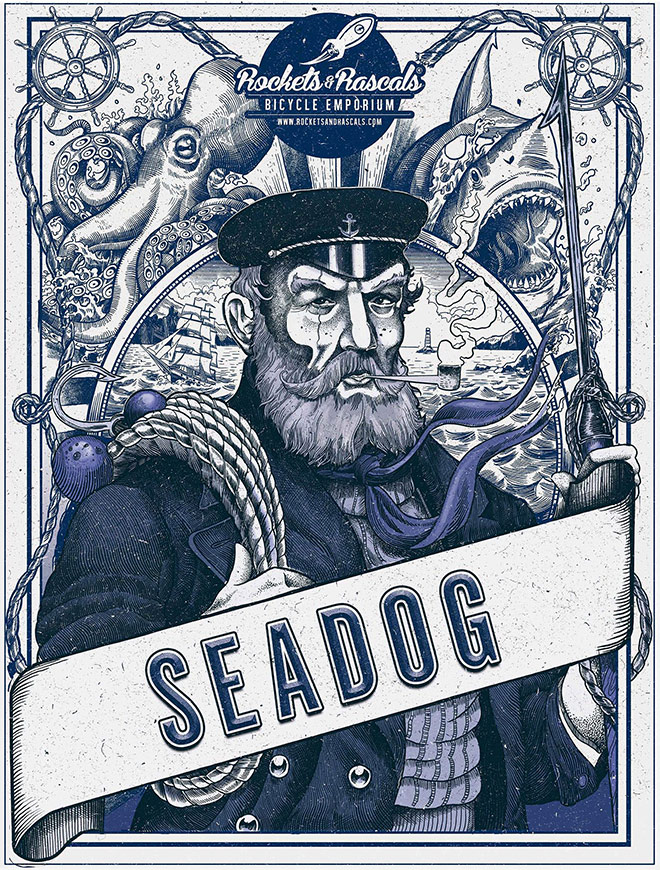 Seadog by Philip