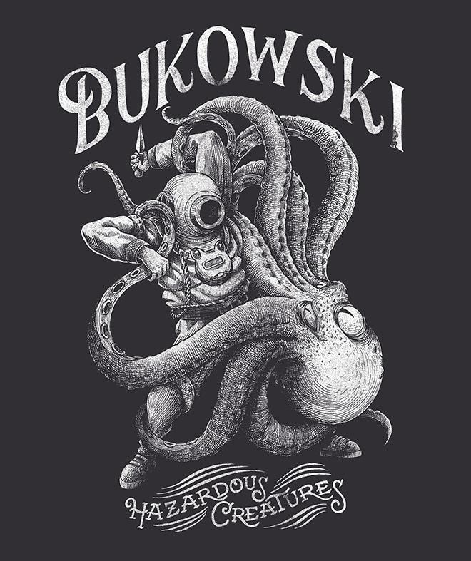 Bukowski by Yeaaah! Studio