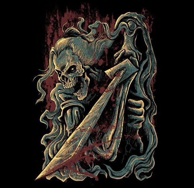 Swordman by Henry Zoel