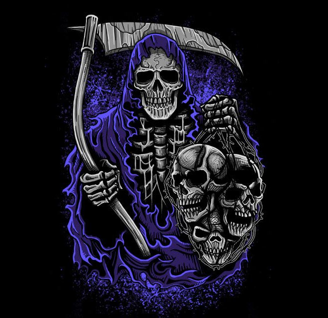 Reaper by Henry Zoel