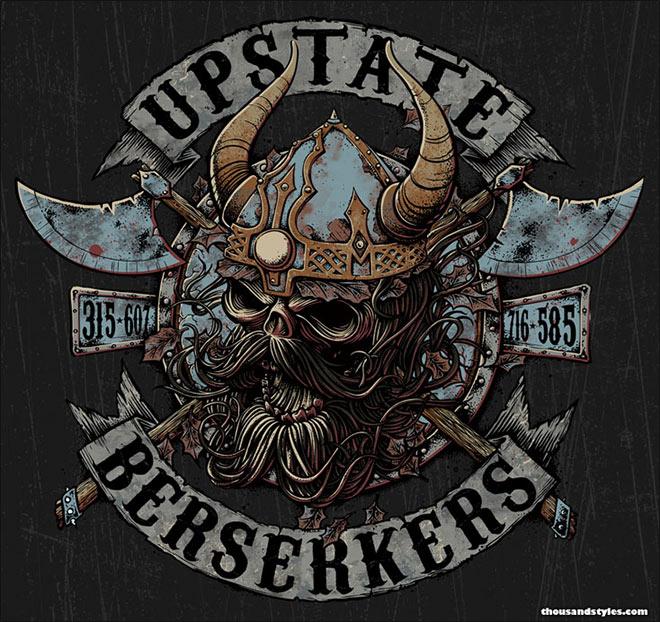 Upstate Beserkers by Dan Dippel