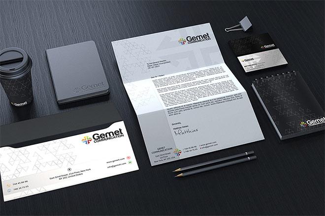 Free Corporate Branding Identity