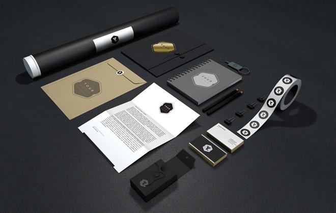 Branding / Identity Mockup