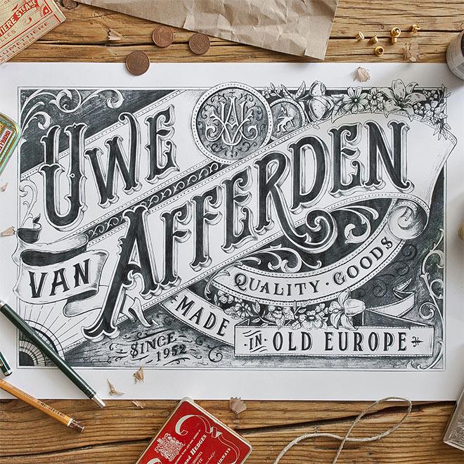 Uwe Van Afferden by Tobias Saul