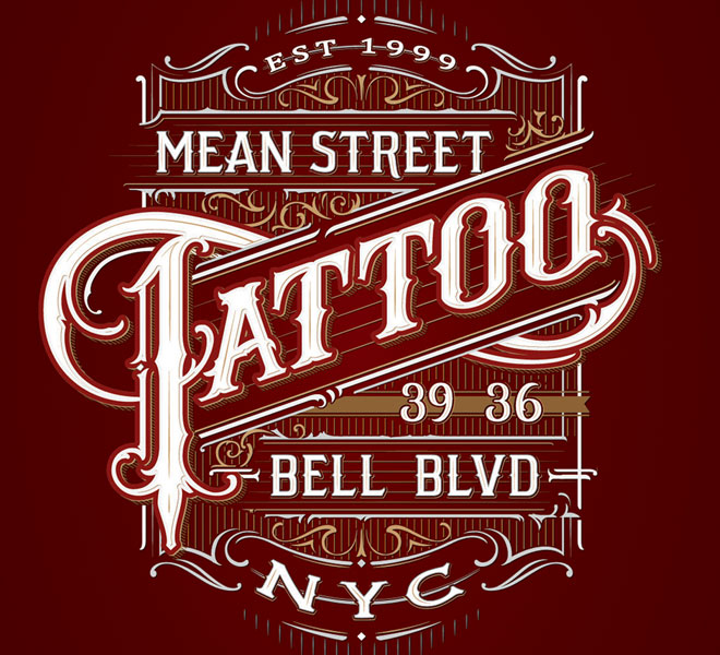 Mean Street Tattoo by Mateusz Witczak