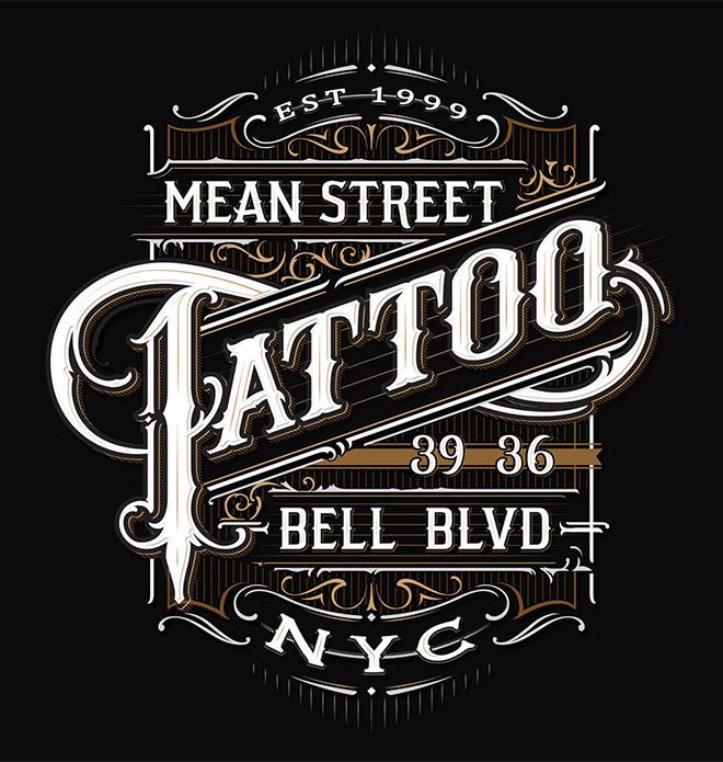 Tattoo Parlour by Mateusz Witczak