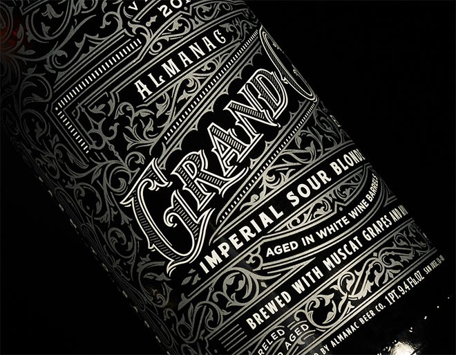 Almanac Grand Cru by Chad Michael Studio