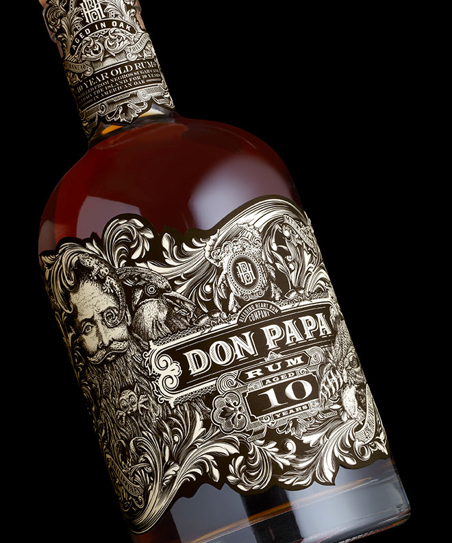 Don Papa by Stranger & Stranger