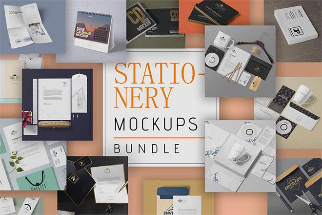 Stationery Mockups